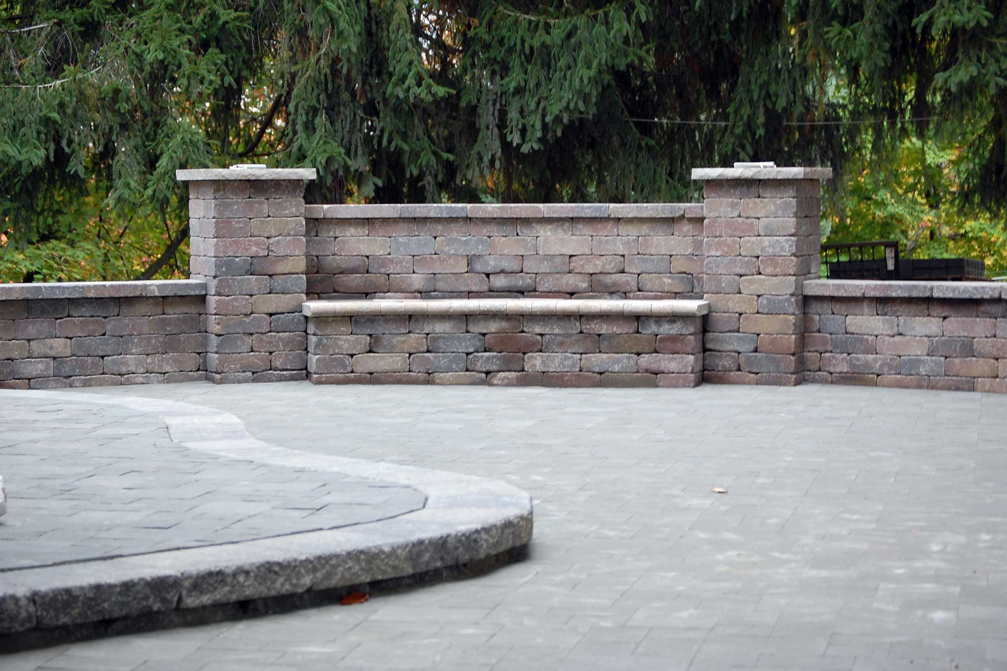 Hardscapes Gallery A Amp N Lawn Service Inc