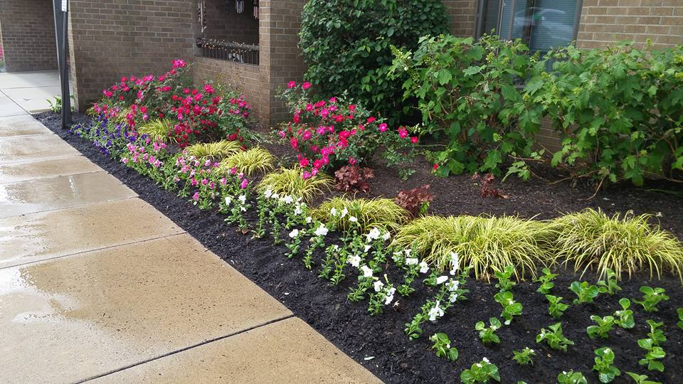Pittsburgh landscaping services a n lawn service inc for Home and garden maintenance services