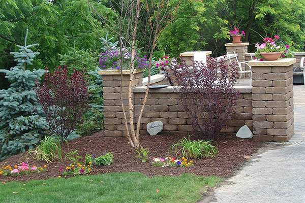 Landscape Edging Pittsburgh : Pittsburgh landscape design a n lawn service inc