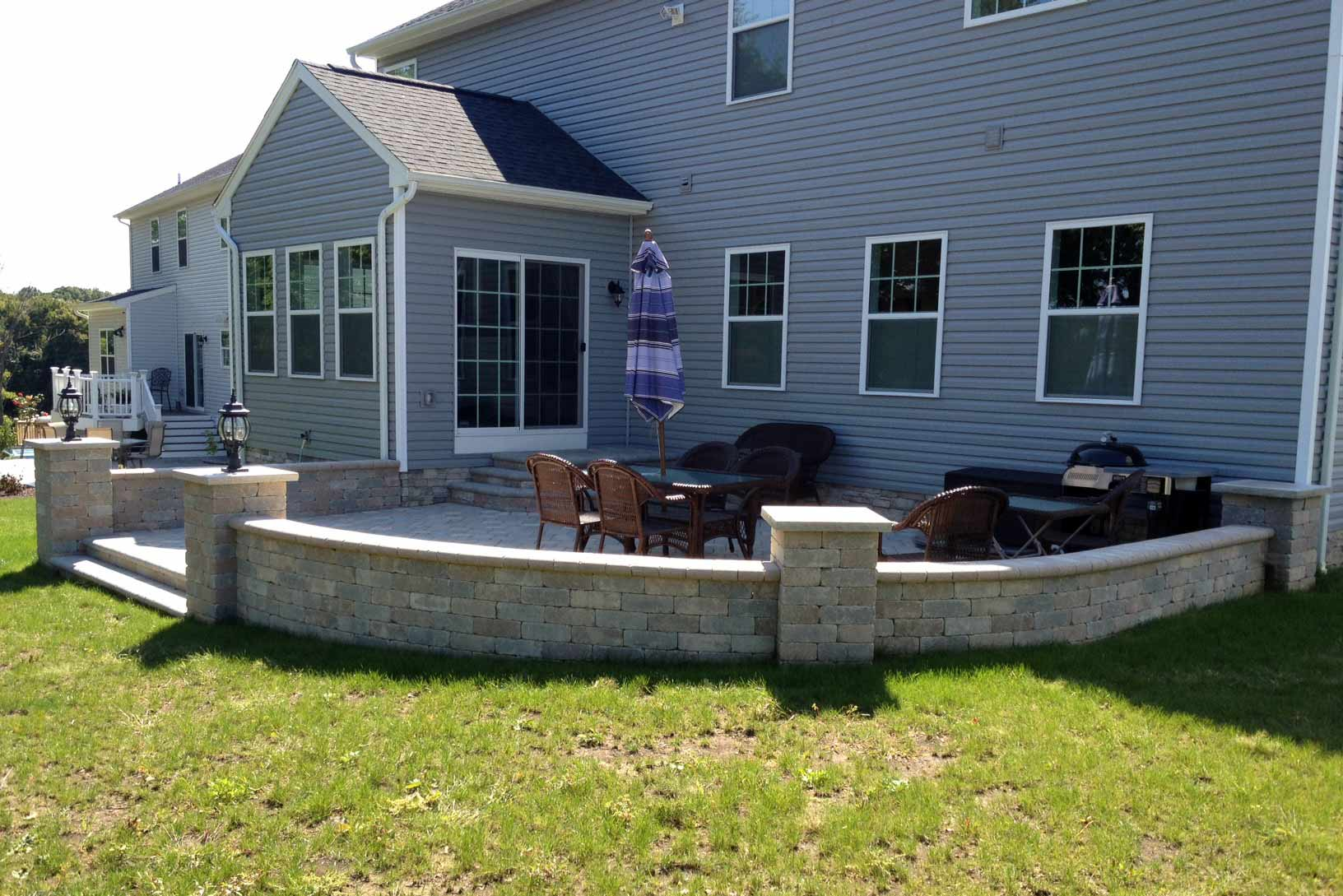 Outdoor Living Space Pittsburgh