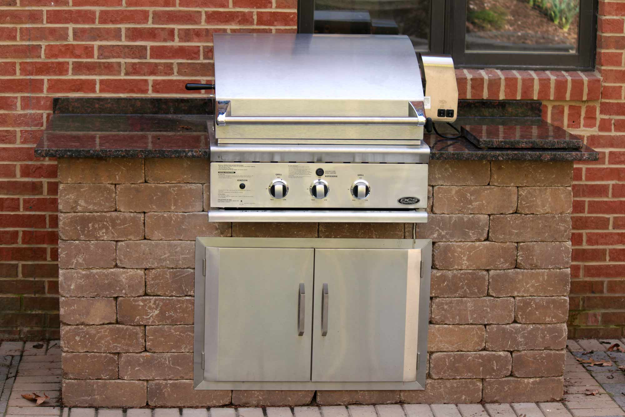 Outdoor Kitchen Pittsburgh