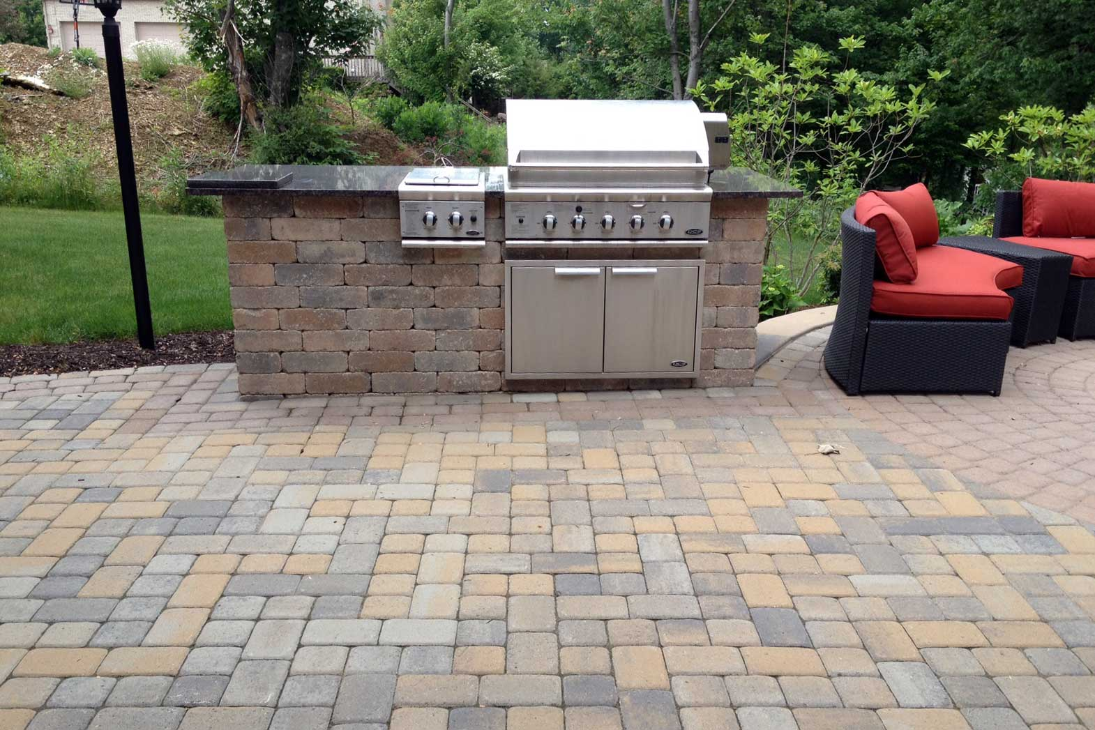 Outdoor living Ross Township