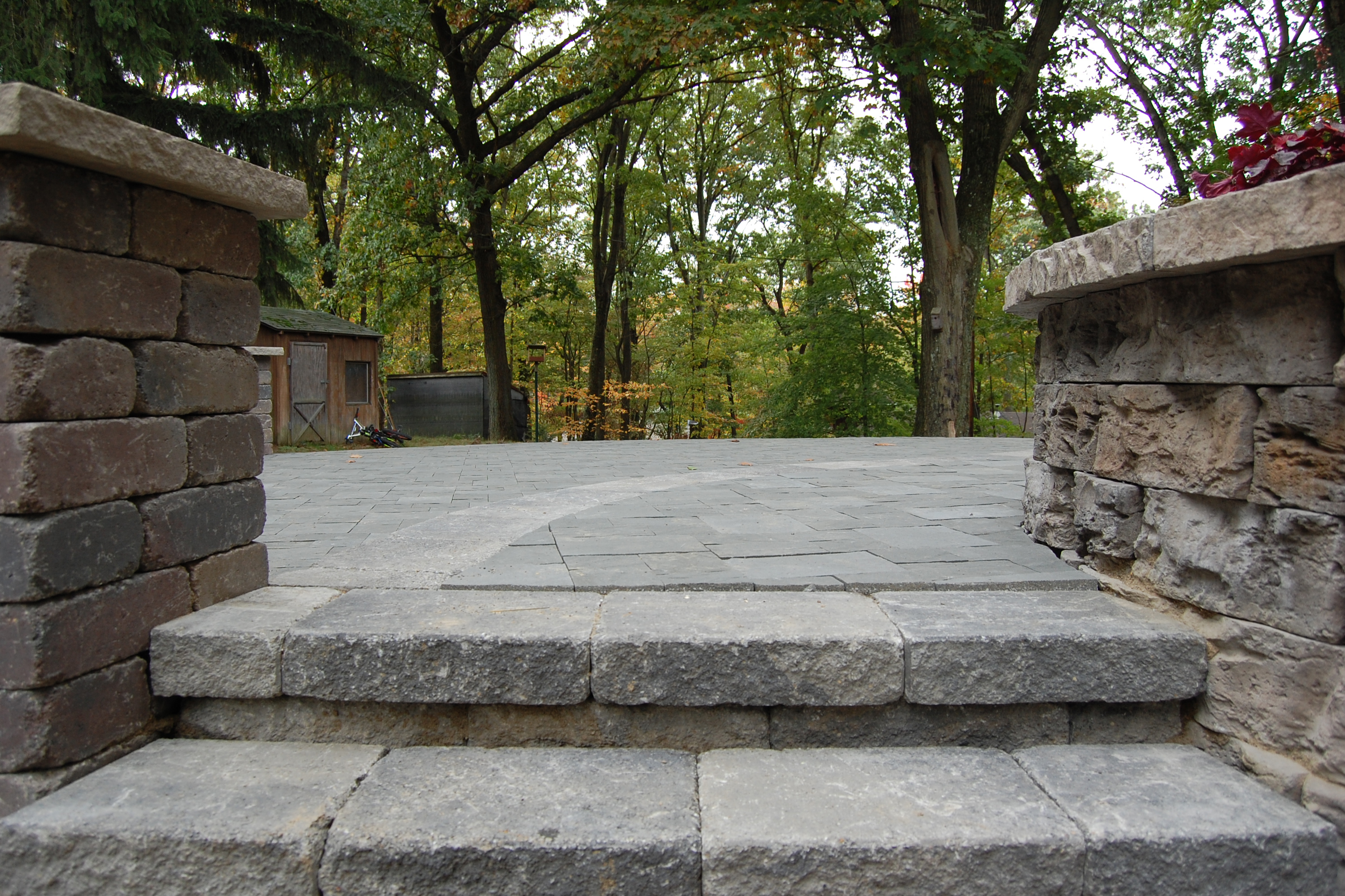Patio Pavers Ross Township