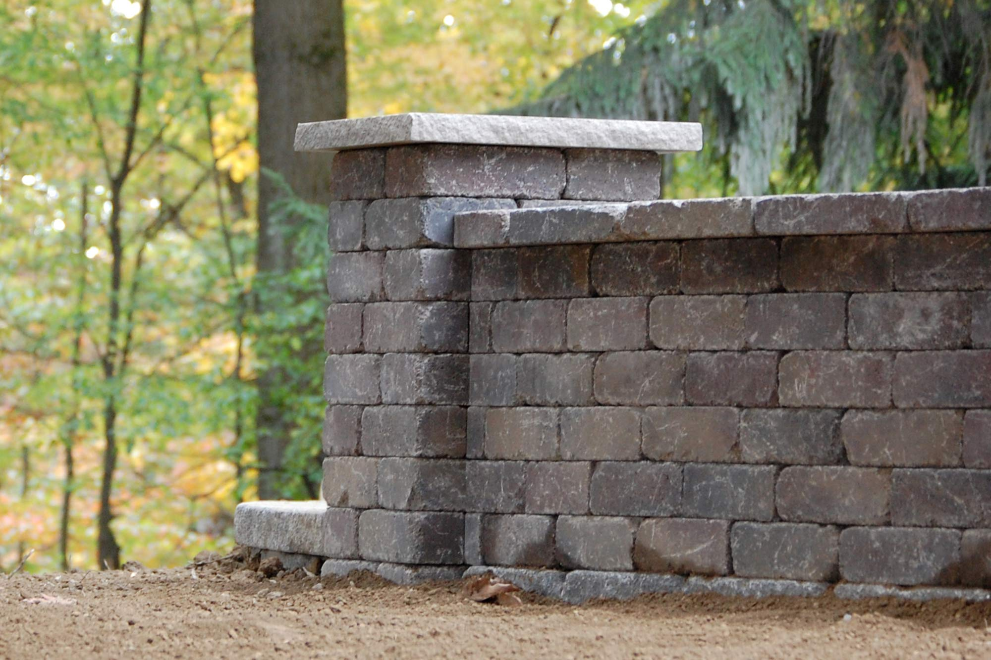 Retaining Wall Installation Pittsburgh