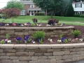 Tiered Retaining Wall Pittsburgh