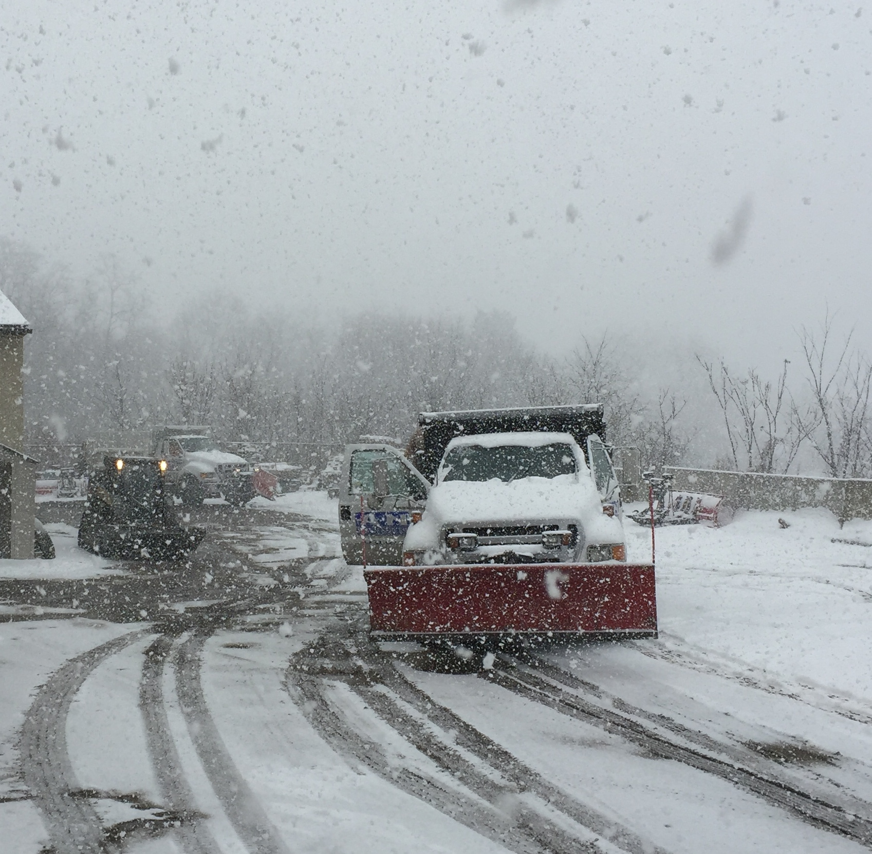 Snow Removal North Hills