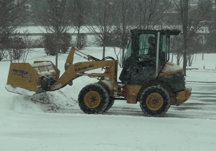 Snow Removal Company Near Me