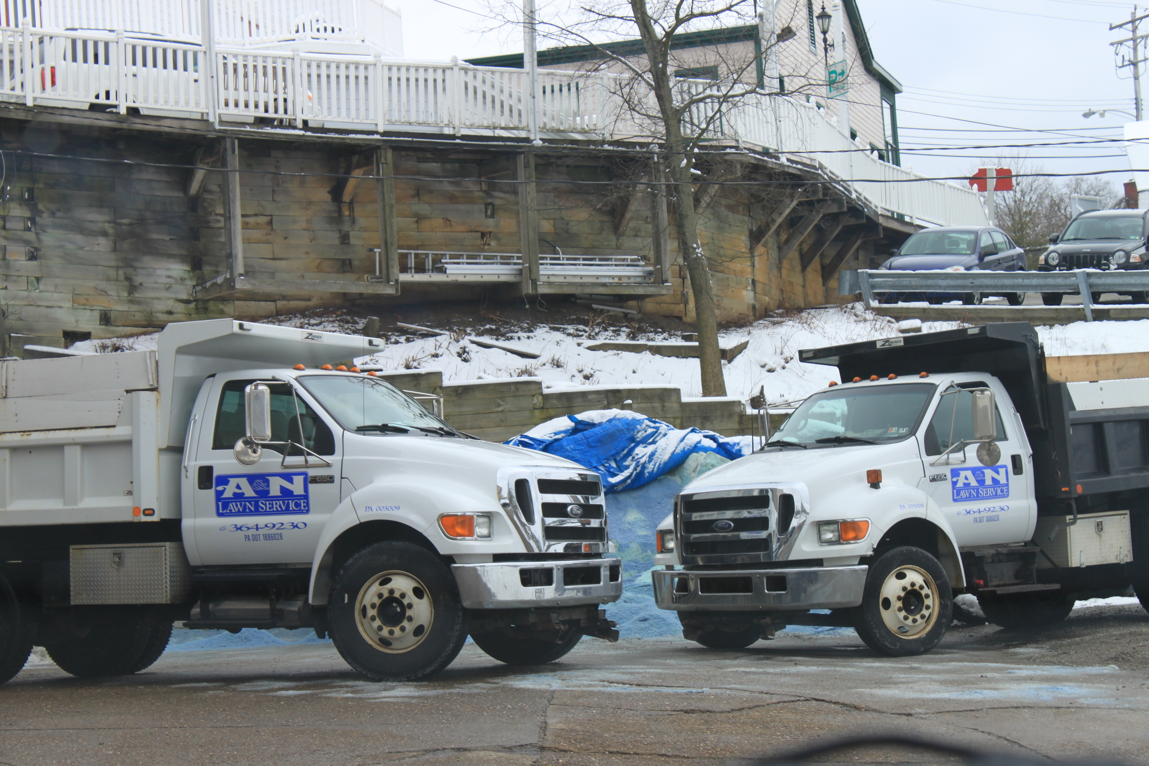 Snow Removal Contractors Pittsburgh