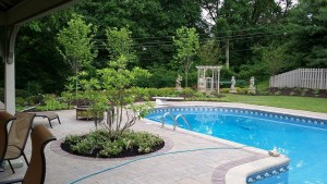 Pool Landscaping Pittsburgh